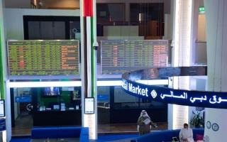 الصورة: 5.7 مليارات درهم حجم السيولة بأسواق المال خلال 5 جلسات