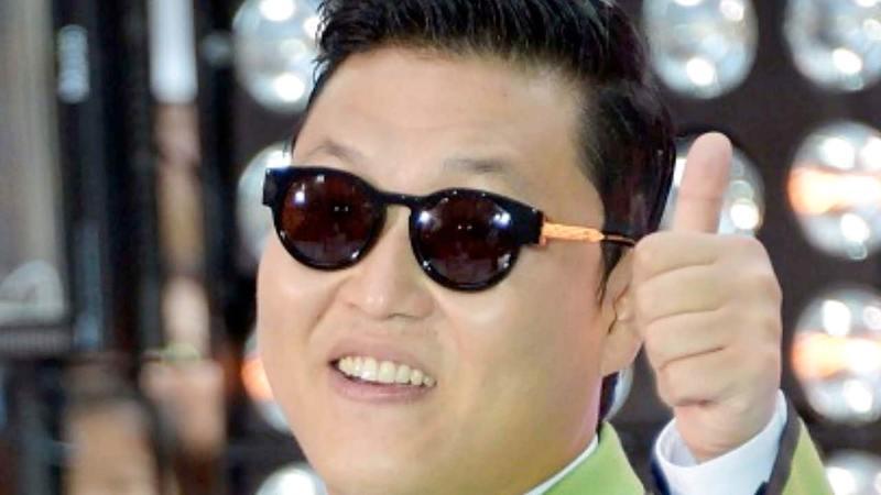 مغني الراب الكوري الجنوبي ساي.   أرشيفية
