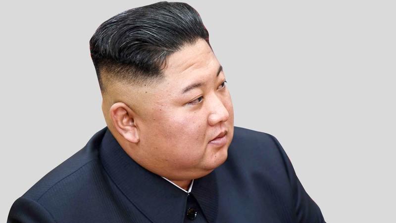 الرئيس الكوري الشمالي. غيتي
