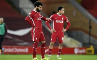 الصورة: أسطورة ليفربول: محمد صلاح فعل شيئاً غريباً 4 مرات أمام بيرنلي