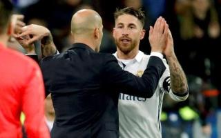 الصورة: ريال مدريد بدون زيدان وراموس في مهمة رد الدين إلى ألافيس