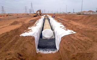 الصورة: «ديوا» تسجل أقل نسبة «فاقد» في شبكات المياه عالمياً