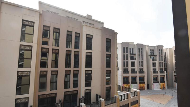 السوق الجديد يتضمن مساحات أوسع مقارنة بالمتاجر في السوق القديم. تصوير: مصطفى قاسمي
