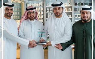 الصورة: افتتاح أول متجر إقليمي لـ «وي وو» الصينية في دبي
