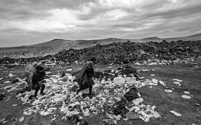 الصورة: مشكلات اللاجئين السوريين في لبنان أكثر تفاقماً وسط تجاهل دولي