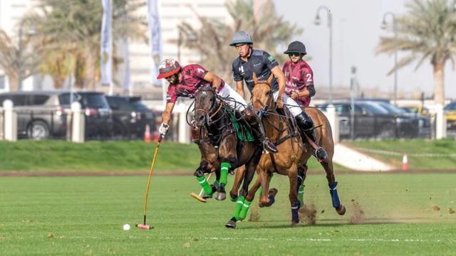 صورة «ذئاب دبي» يهزم «زيدان» في «إيفزا الفضية للبولو» – رياضة – محلية