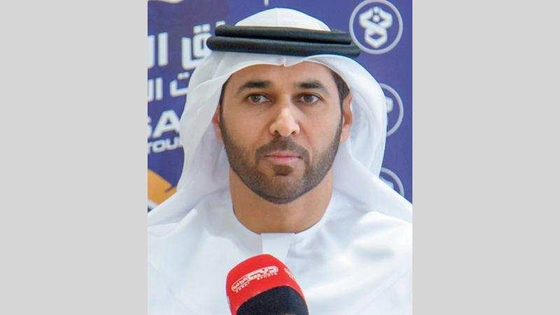 عمير الفلاسي:  «البطولة حققت هدفاً مهماً جداً بتحفيز المؤسسات الوطنية على تكوين فرقها الخاصة بالدراجات الهوائية».