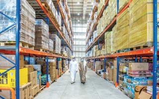 «نون» تطلق مركز توزيع جديداً في «دبي الجنوب»