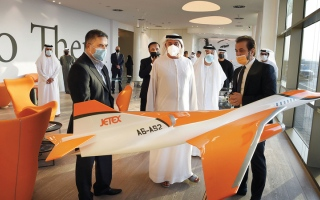 سلطان بن خليفة: «مطارات دبي» تهدف  إلى التميّز خلال الفترة المقبلة