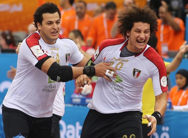 صورة المنتخب المصري يودع كأس العالم لكرة اليد بعد عرض بطولي وأحداث غريبة! – رياضة – عربية ودولية