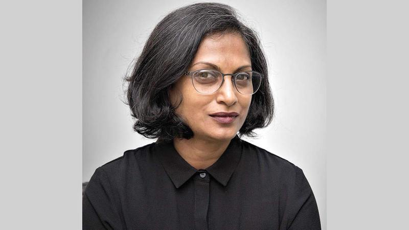 مارينا تبسم الحائزة جائزة «آغا خان» للعمارة. من المصدر