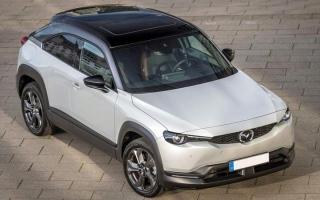 الصورة: «مازدا» تُطلق باقة تجهيزات خاصة لسيارتها الكهربائية «MX-30»