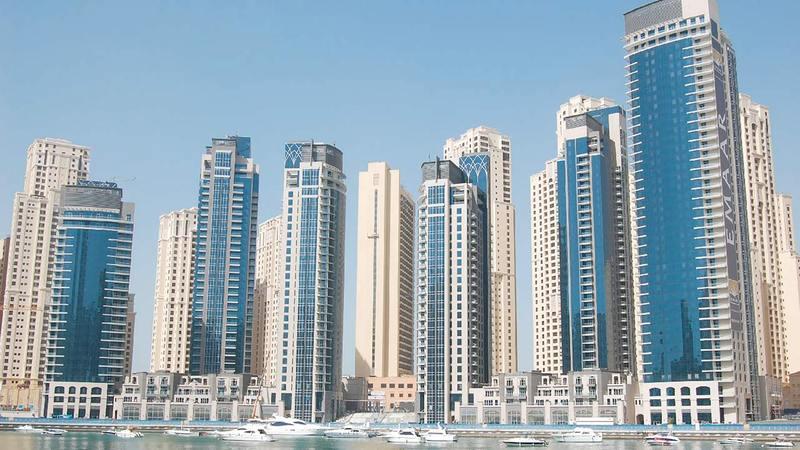 العمر الافتراضي للمباني في أوروبا يبلغ ضعف العمر الافتراضي للمباني في منطقة الخليج.   أرشيفية