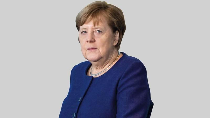 ميركل تمكّنت من حلّ مشكلات مستعصية في الاتحاد الأوروبي.   أرشيفية