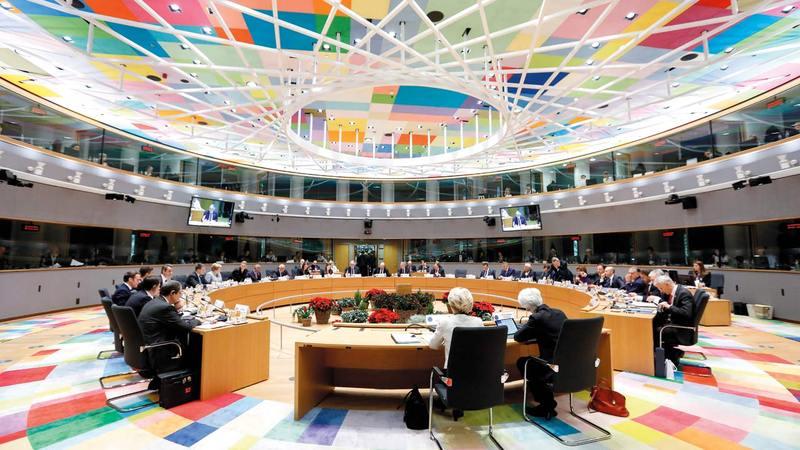 الاتحاد الأوروبي لن يكون كما كان بعد المستشارة الألمانية.   أرشيفية