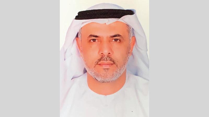 محمد الجنيبي: «ليس هناك أي حالات مؤثرة في مباراة الوصل وبني ياس».
