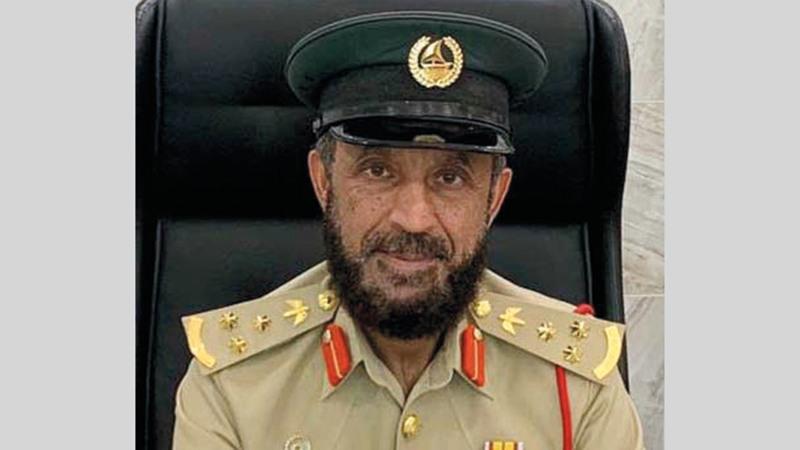 عبدالحليم الهاشمي:  «شرطة دبي تتبنى استراتيجية واضحة في حل الخلافات الأسرية ودياً».