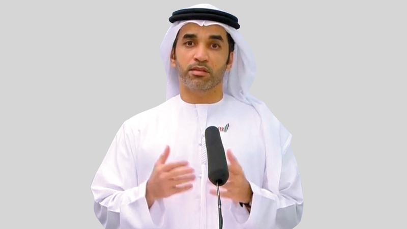 الدكتور سيف الظاهري : المتحدث الرسمي للهيئة الوطنية لإدارة الطوارئ والأزمات والكوارث