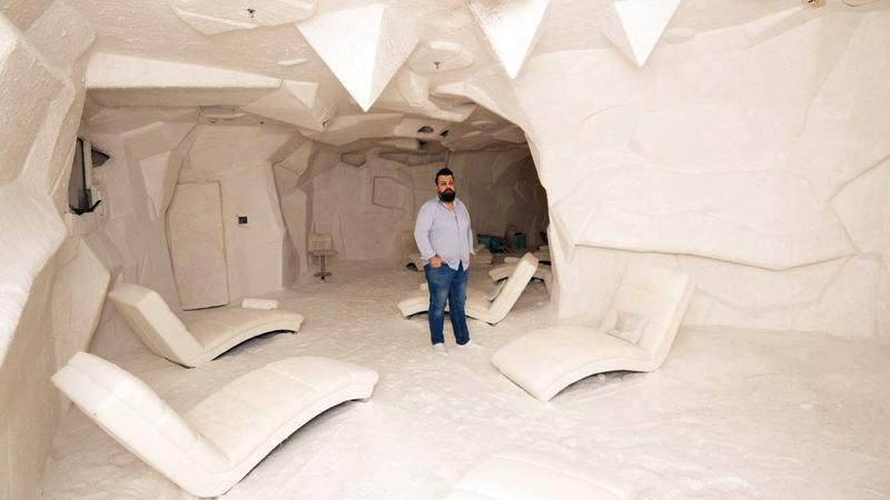 علي الجيباوي: الانطلاق بمشروع في دبي أمر آمن كون البيئة العامة تشجع على الاستثمار. تصوير: أحمد عرديتي