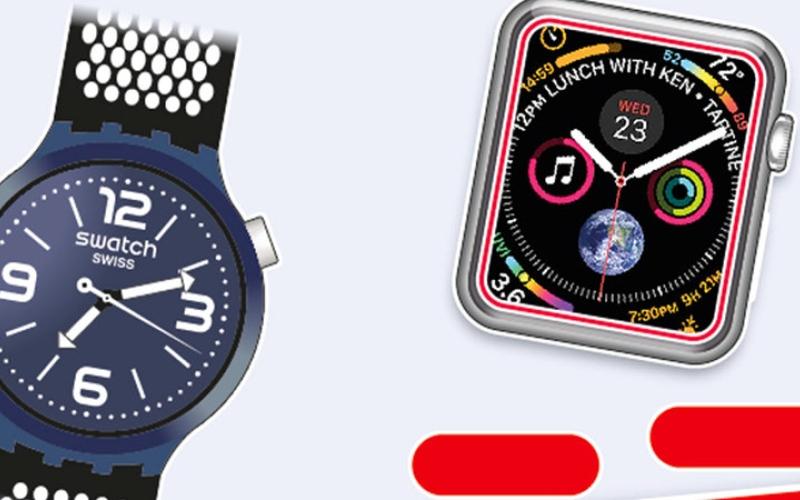 الصورة: بالغرافيك.. مبيعات الساعات السويسرية تتراجع بسبب الجائحة