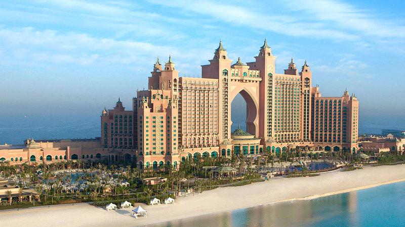 معدل الإشغال في جميع المنشآت الفندقية بالإمارة وصل إلى 54%.  أرشيفية