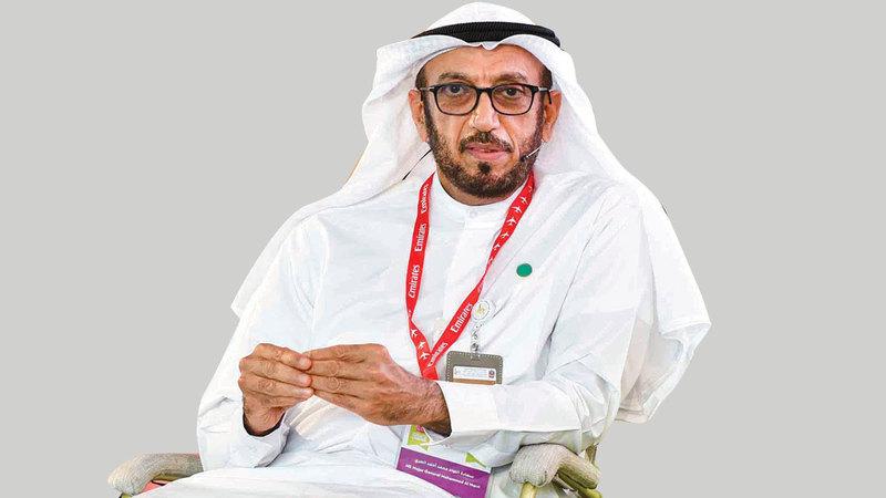 اللواء محمد أحمد المري:  «البلد الذي لا يوجد فيه مثقفون وعلماء، بلد خاوٍ لا يتمتع بأي مقومات نجاح».