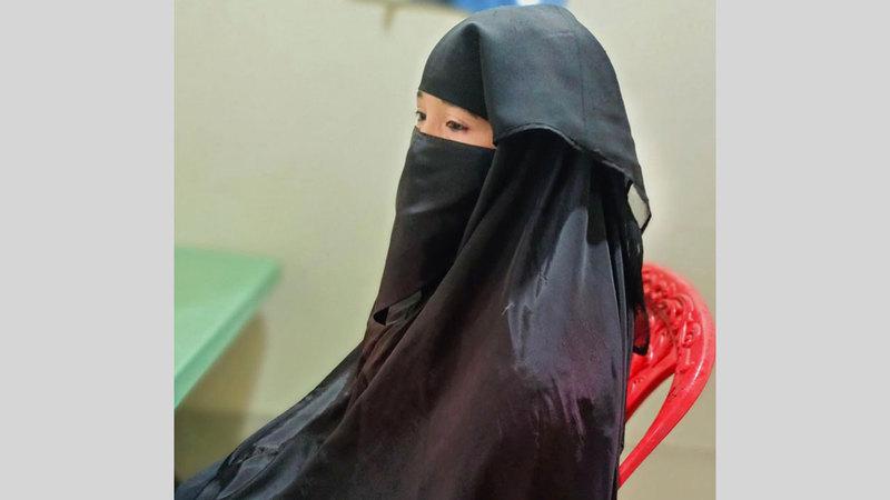 «آسيا»:  «اختبأت في المطبخ مع أطفالي حتى لا نتعرض لأي هجوم. عندما اندلعت أعمال العنف في المخيمات».