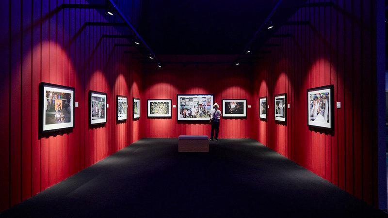 «اكسبوجر» سيشهد مشاركة نخبة من أفضل مصورين العالم.  من المصدر