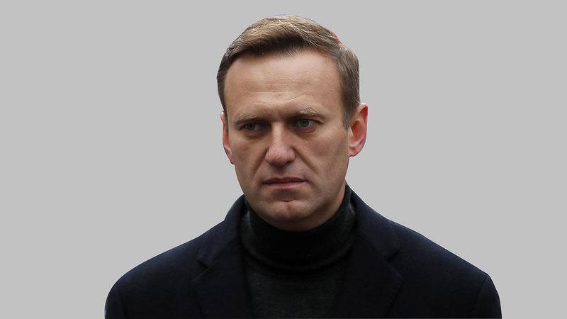 أليكسي نافالني اعتقل عند عودته إلى روسيا. إي.بي.أيه