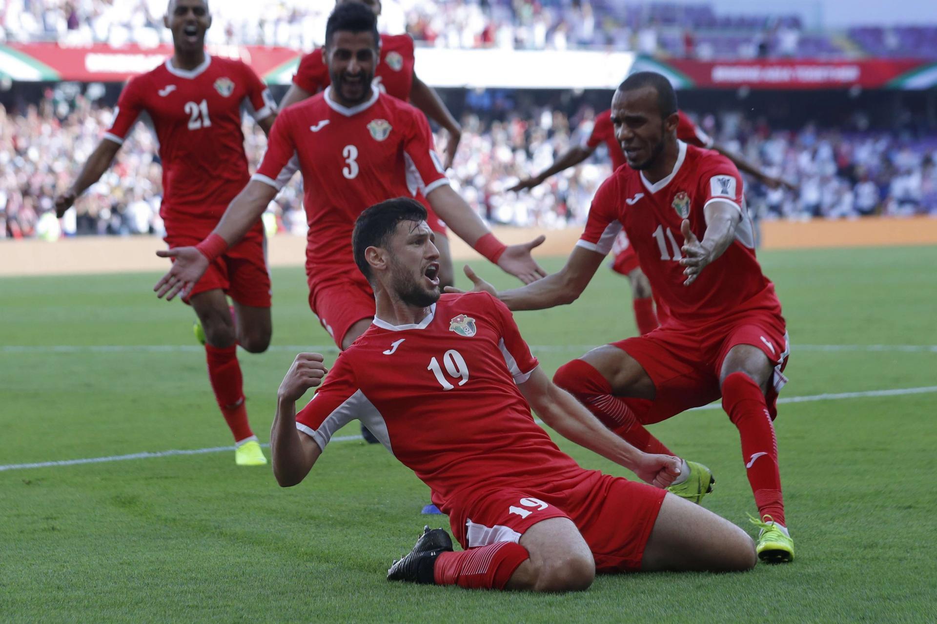 منتخب الأردن يواجه فريق زينيت الروسي في دبي - رياضة - عربية ودولية -  الإمارات اليوم