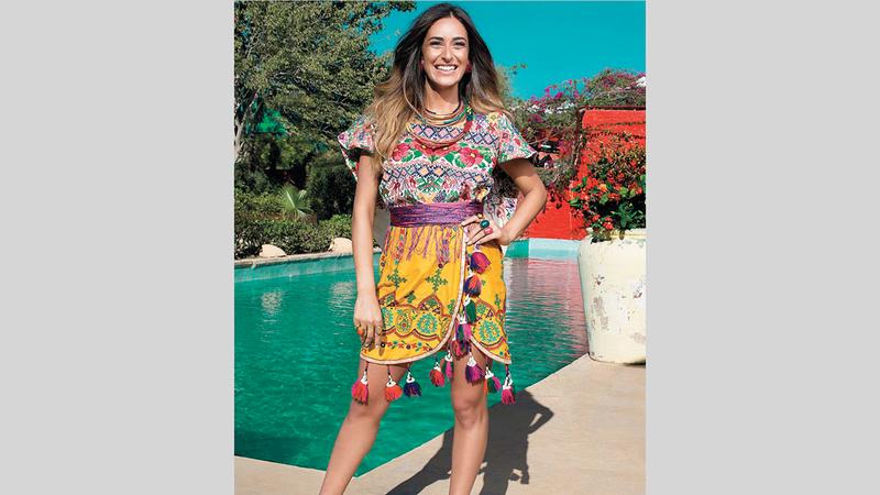 أمينة خليل تتصدر البطولة المطلقة في مسلسل «خلي بالك من زيزي».   أرشيفية