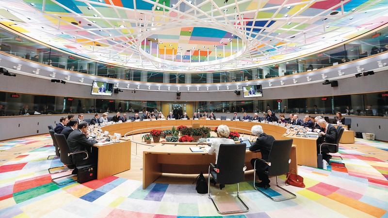 أوروبا فضّلت مصالحها مع الصين على العلاقة عبر الأطلسي.              أرشيفية