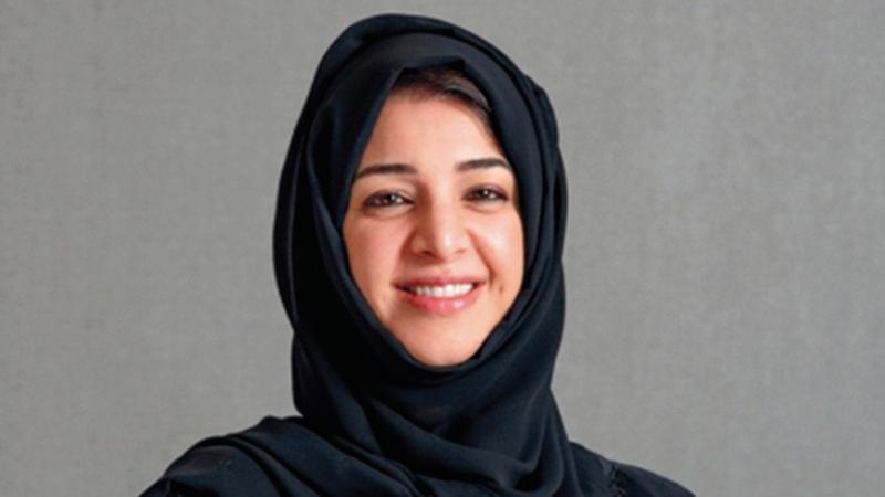 ريم الهاشمي:  «إنجاز تاريخي وشهادة حقيقية على روح الطموح والمثابرة اللذين يميزان الإمارات».