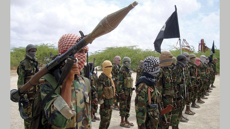 المتشددون الصوماليون يمثلون مشكلة دائمة للتوافق في هذا البلد.   أرشيفية