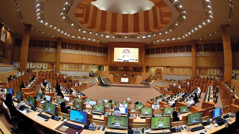 «الوطني» يعقد غداً جلسته السابعة من دور الانعقاد الثاني للفصل التشريعي الـ 17 .  من المصدر