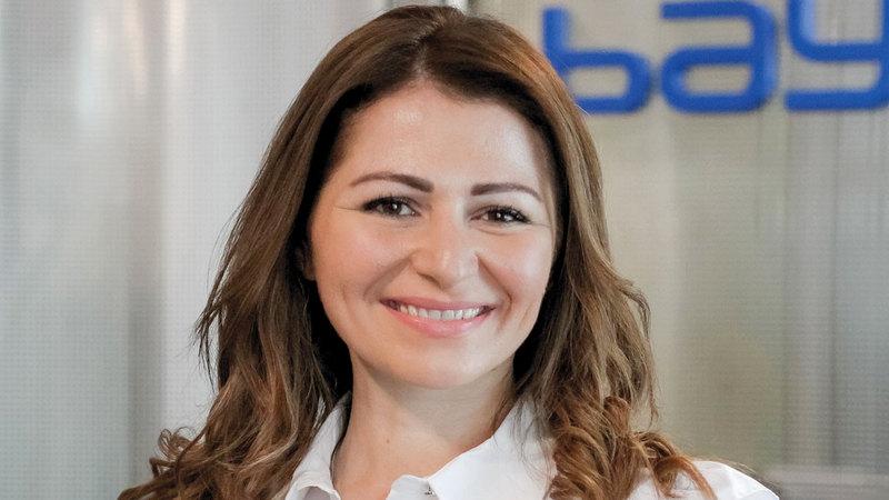 علا حداد: «(كورونا) أثرت بشكل واضح في فرص العمل بمختلف القطاعات الاقتصادية والمستويات المهنية».