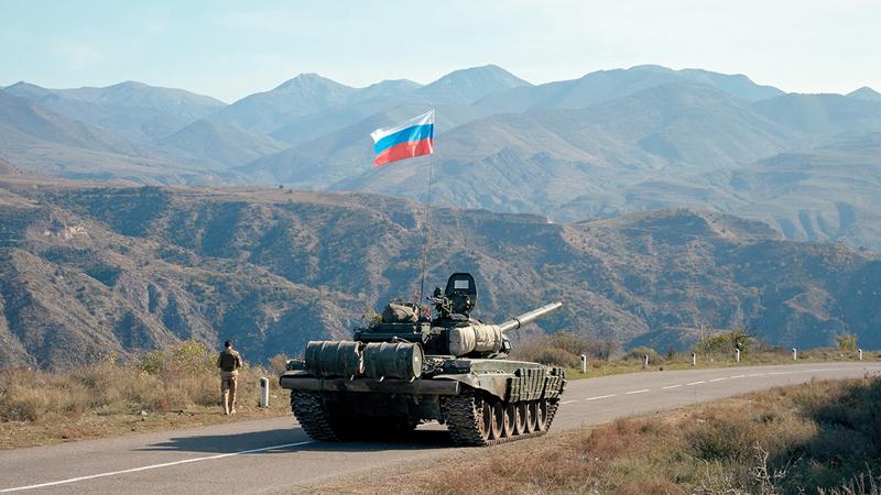 إدارة بايدن ستظل تواجه مشكلة في التعامل مع القوة والتمدّد الروسيين في غير مكان من العالم.   أرشيفية