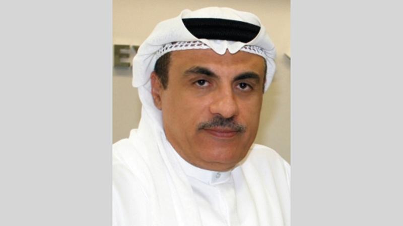 محمد الأنصاري:  «التكنولوجيا خفضت المصاريف التقليدية 25%، ولا حاجة كالسابق إلى عدد كبير من الشركات».