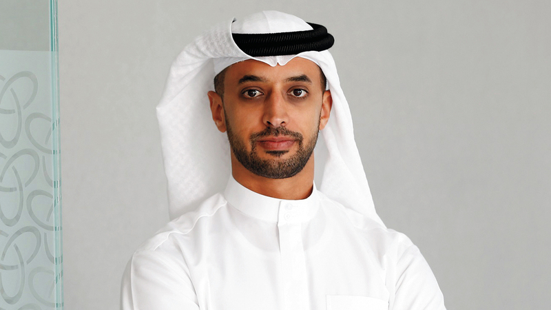 أحمد بن سليم:  «المركز سجّل نمواً في قاعدة المتعاملين معه بشكل لافت لتجاوز 18 ألف شركة».