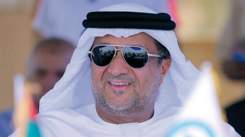 مطر اليبهوني: «البصمة الإماراتية ستكون حاضرة، لتثبت للعالم أن الظروف التي يتعرض لها لا تستعصي على الدولة».