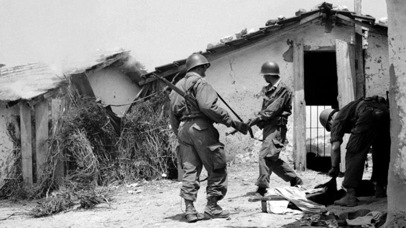 فظائع الفرنسيين في الجزائر جرح نازف دوماً.  أرشيفية