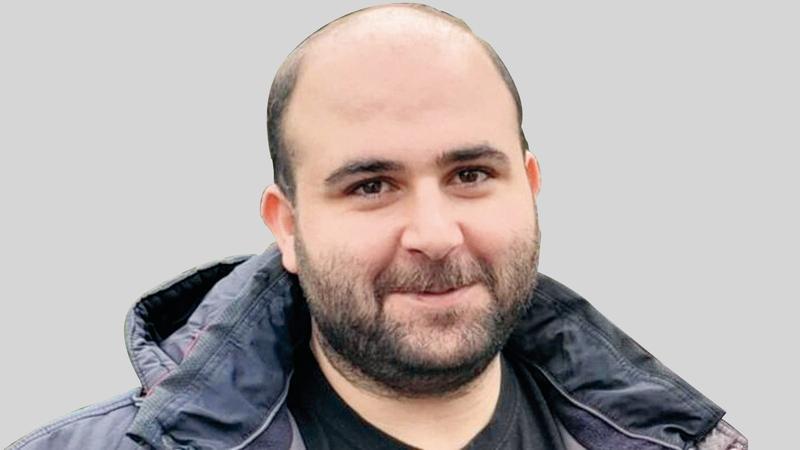 محمد مساعد حُكم عليه بالسجن سنوات في إيران. من المصدر