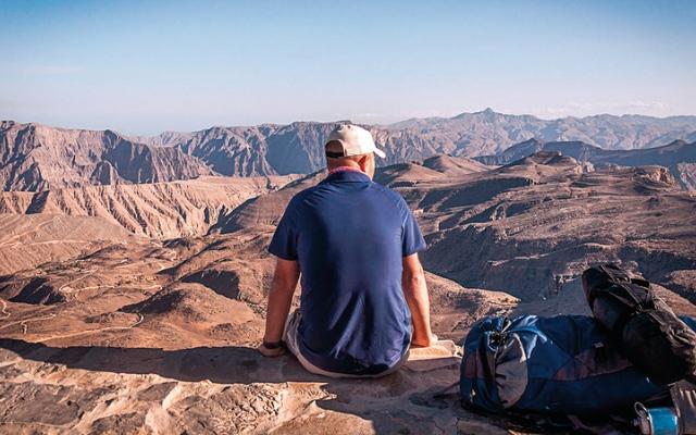 الصورة: الإمارات.. وجهة عالمية لمحبي سياحة المغامرات