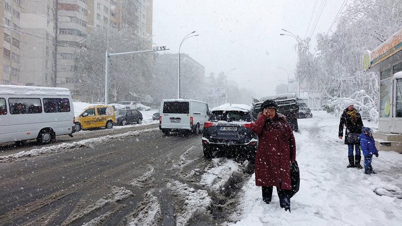 الفقر يحرم مولدوفا من تأمين اللقاحات.   أرشيفية