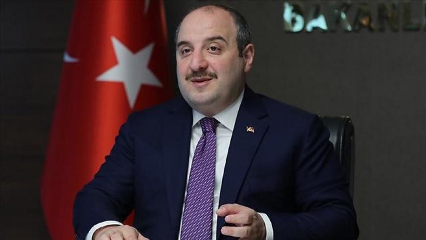 وزير الصناعة التركي، مصطفى وارانك