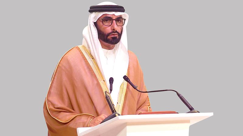 محمد البواردي: «الإمارات نموذج لإرادة التحدي والتقدم الحضاري، وعاصمة للتسامح الإنساني، والتعايش السلمي».