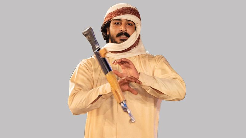 محمد عبدالله بن دلموك.