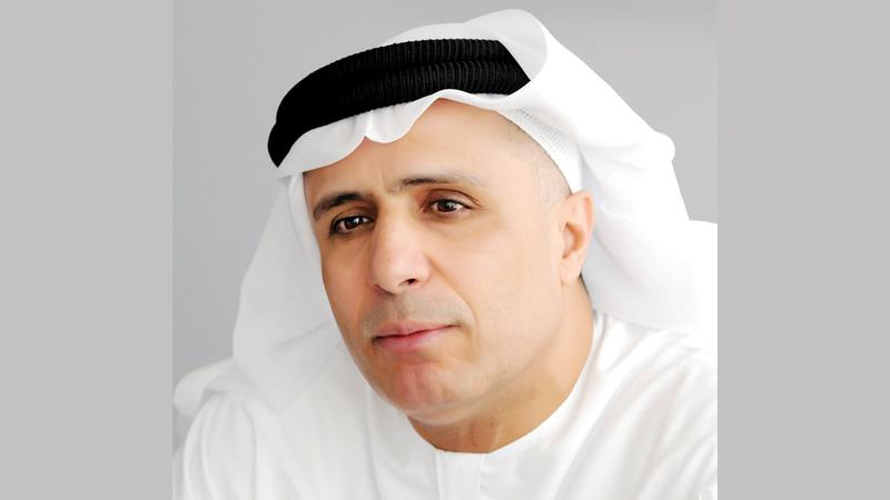 مطر الطاير: «إنشاء جسر جديد فوق طريق دبي-العين يضم أربعة مسارات في كل اتجاه مع إمكانية توسيعه مستقبلاً».