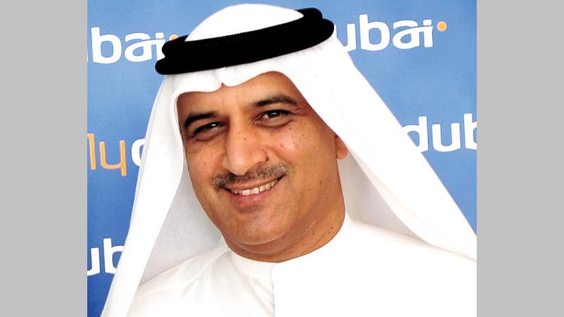 غيث الغيث: «مؤشرات إيجابية مع عودة (فلاي دبي) إلى الوجهات الجديدة، ونتطلع إلى تعزيز وجودنا مع زيادة السفر من دبي وإليها».