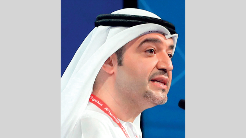 حسن الهاشمي:  «فترة (كوفيد-19) أظهرت ريادة دبي في إدارة الأزمة، والحفاظ على فعالية سلاسل الإمداد والتوزيع».